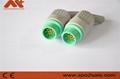 康強血氧連接器心電圖連接器 8