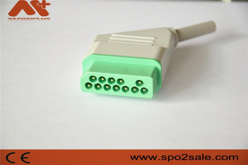 日本光電心電圖連接器 3