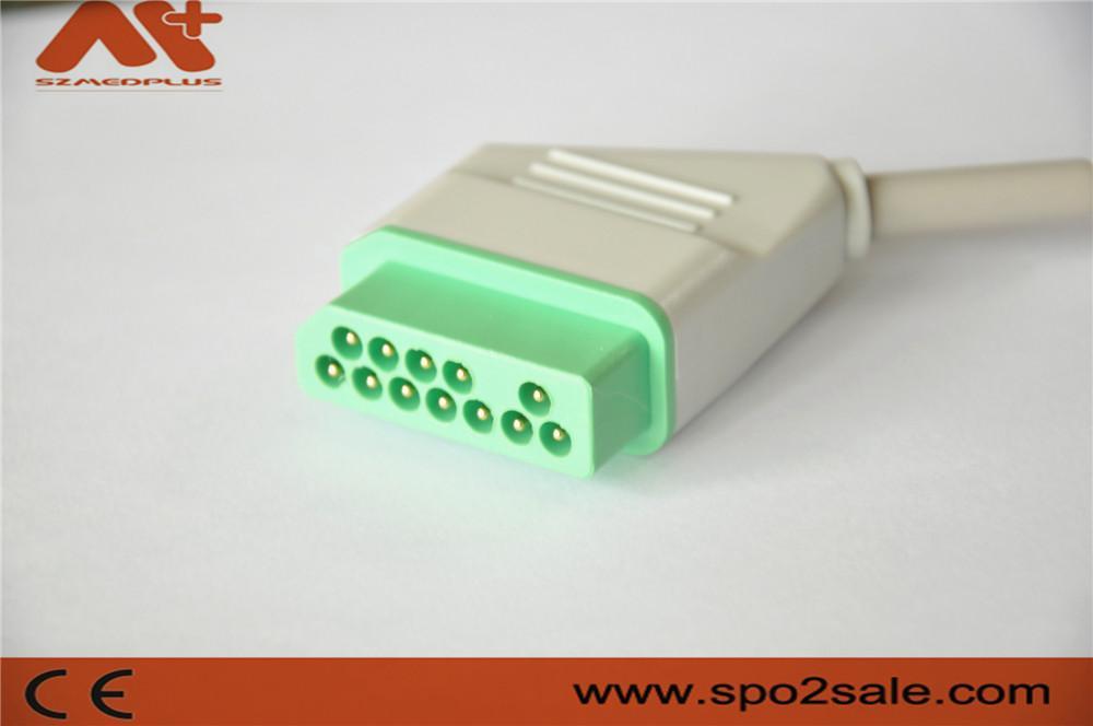 日本光電心電圖連接器 4