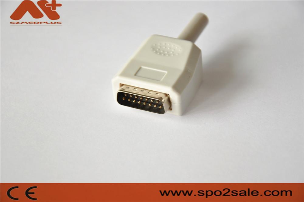 日本光電10導心電圖連接器 2