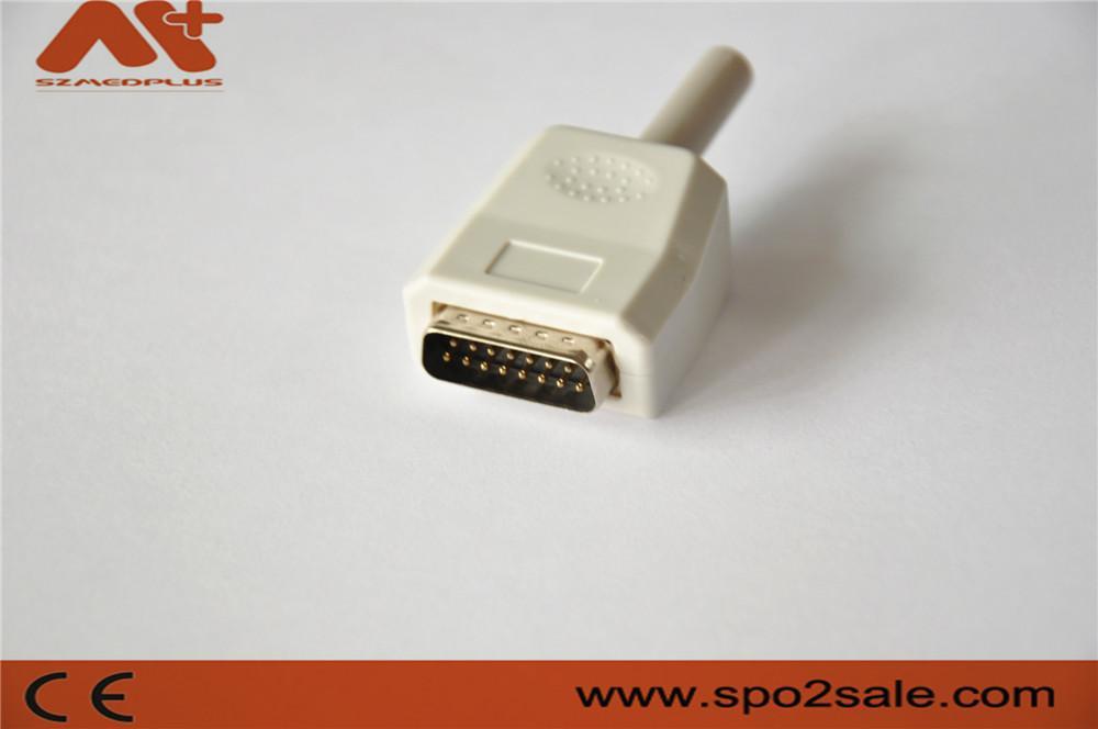 日本光電10導心電圖連接器 5