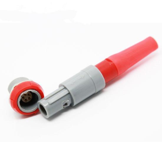 通用型直式推拉自锁连接器标准医疗连接器 4