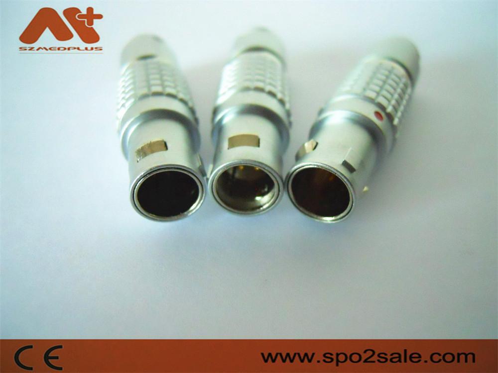 金屬推拉自鎖連接器兼容FGG插頭 2