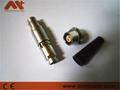 2针圆形电线插头推拉式连接器兼容B系列FGG插头 2