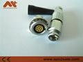 金属环形推拉式连接器兼容8针F