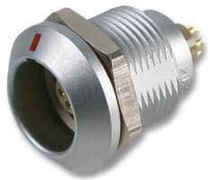 金屬推拉自鎖連接器兼容K系列EGG插座 2