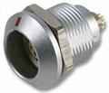 Compatible K series push-pull self-locking connector EGG socket