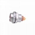 Metal push-pull self-locking connector Compatible EEG Female socket 3