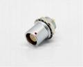 金属推拉自锁连接器母头兼容EHG插座