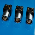 金屬推拉自鎖連接器母頭兼容EPG插座 3