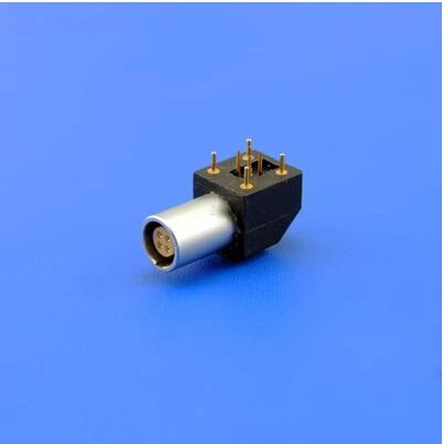 金屬推拉自鎖連接器母頭兼容EPG插座 4