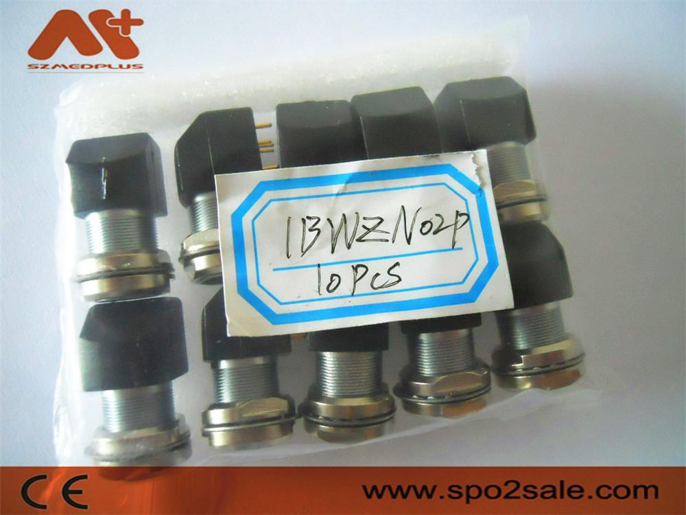 金属推拉自锁连接器兼容EXG母头插头 2