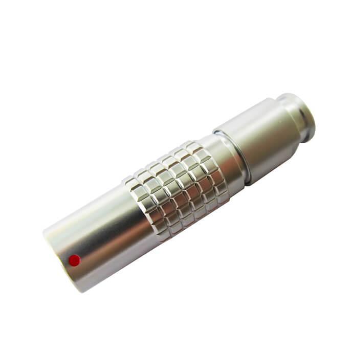 金属推拉自锁连接器-兼容PHG插座