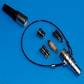 金属推拉自锁连接器兼容FNG插头