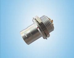 金屬推拉自鎖連接器兼容FAG插頭