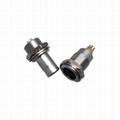 金属推拉自锁连接器兼容FAG插头 4