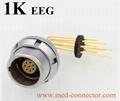兼容雷莫K系列母头连接器EEG插座