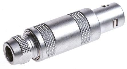 金屬推拉自鎖連接器兼容S系列FFA插頭 1