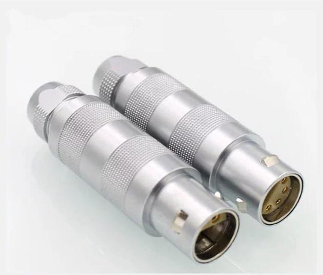 金屬推拉自鎖連接器兼容S系列FFA插頭 2