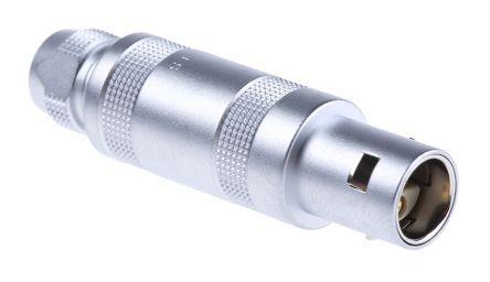 金屬推拉自鎖連接器兼容S系列FFA插頭 3