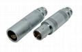 Metal push-pull self-locking connector Compatible S series FFA plug