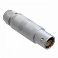金属推拉自锁连接器兼容S系列FFP插头 2