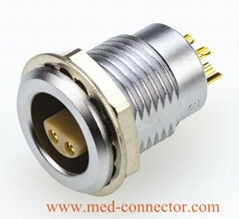 金屬推拉自鎖連接器兼容S系列ERA插座