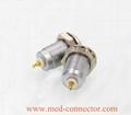Matel push-pull self-locking connector compatible S series ERA socket