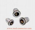 金属推拉自锁连接器兼容S系列ERA插座