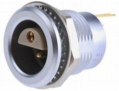 金属推拉自锁连接器兼容S系列ERN插头