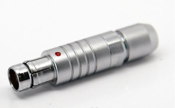 金属推拉自锁连接器兼容F系列连接器 1