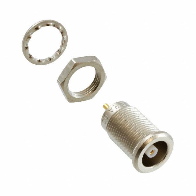 金属推拉自锁连接器同轴连接器兼容ERA插座 3