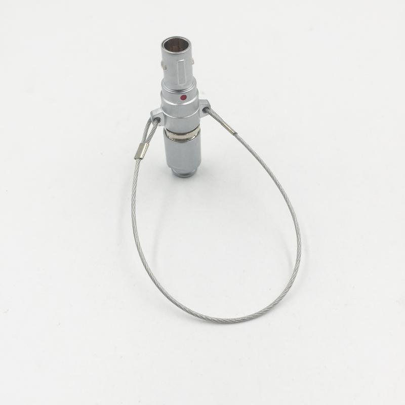 金属推拉自锁连接器兼容FNG插头 1