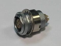 金属插头兼容ESG推拉自锁连接器