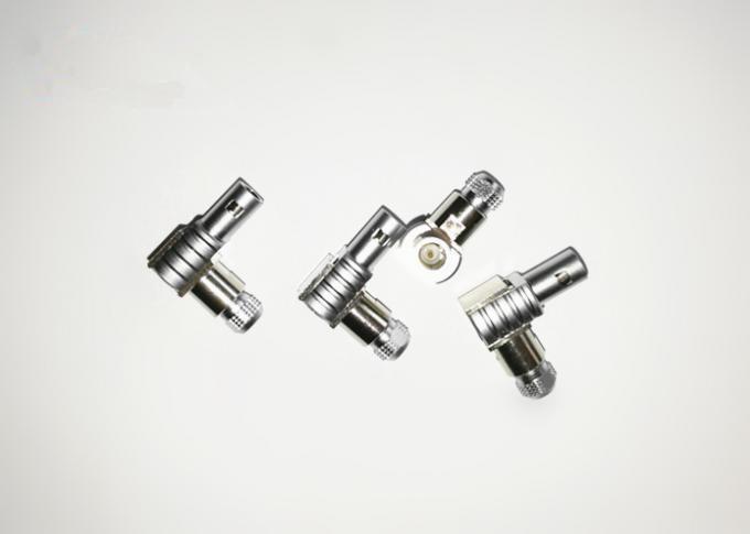 金属推拉自锁连接器-兼容S系列FLA弯头90°插头 3