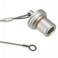兼容BRE插座推拉自鎖連接器 1