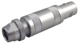 金属插座-兼容FFB插头推拉自锁连接器 2