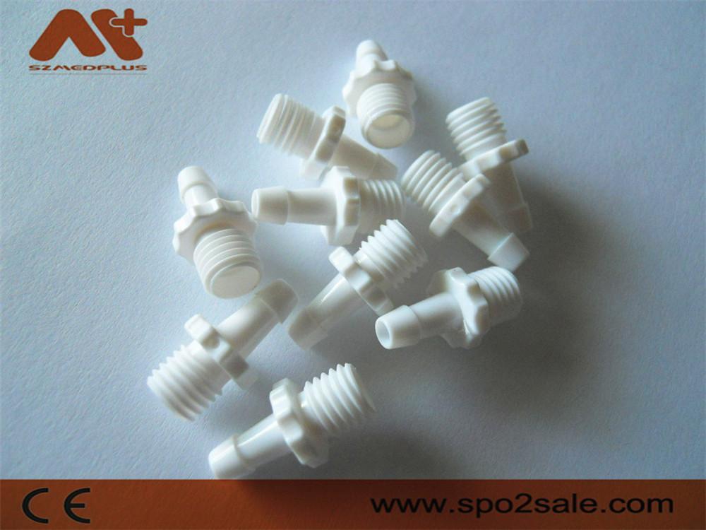 兼容伟伦5082-164塑料头无创血压连接器 3