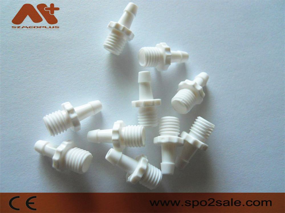兼容伟伦5082-164塑料头无创血压连接器 4