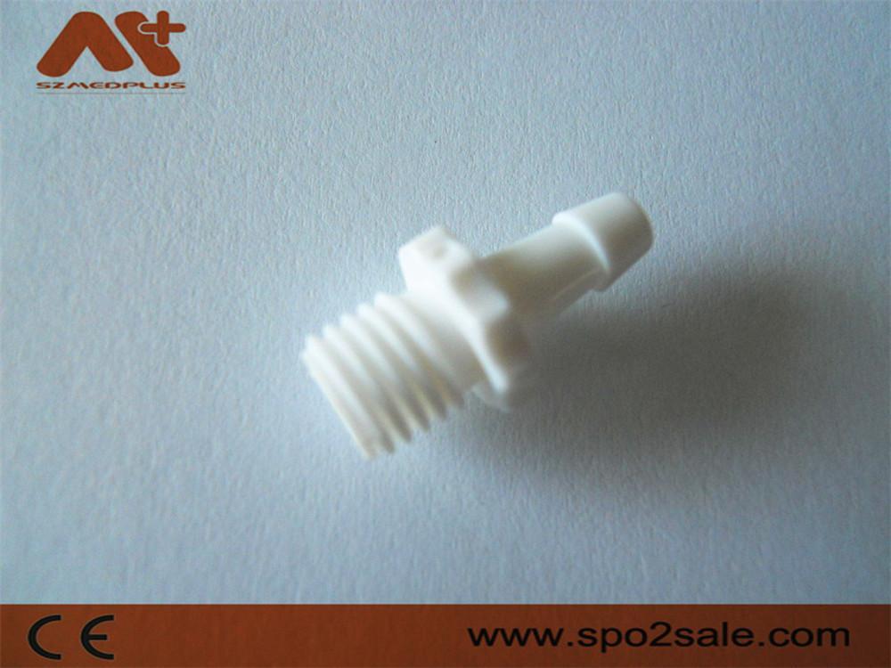 兼容伟伦5082-164塑料头无创血压连接器 2