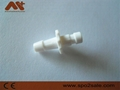 Compatible Welch Allyn 5082-184 plastic NIBP connector