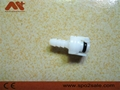 NIBP Connector compatible with GE/Marquette/Datex-Ohmeda, Plastic Material 4