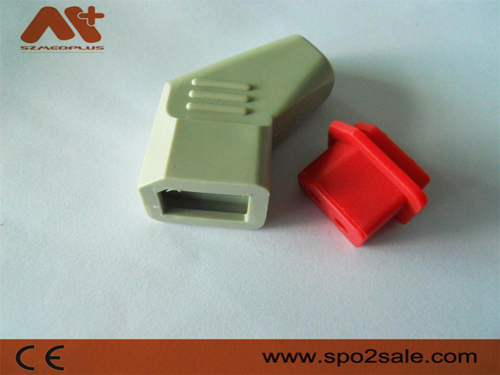 兼容日本光电无创血压连接器机器端插头 5