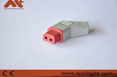 Compatible Nihon Kohden NIBP connector monito plug