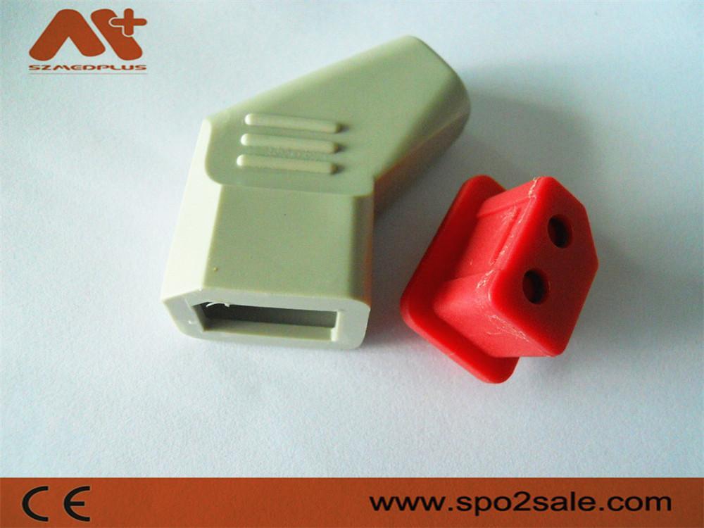 兼容日本光电无创血压连接器机器端插头 4