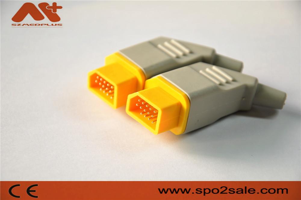 日本光电有创血压电缆连接器 4
