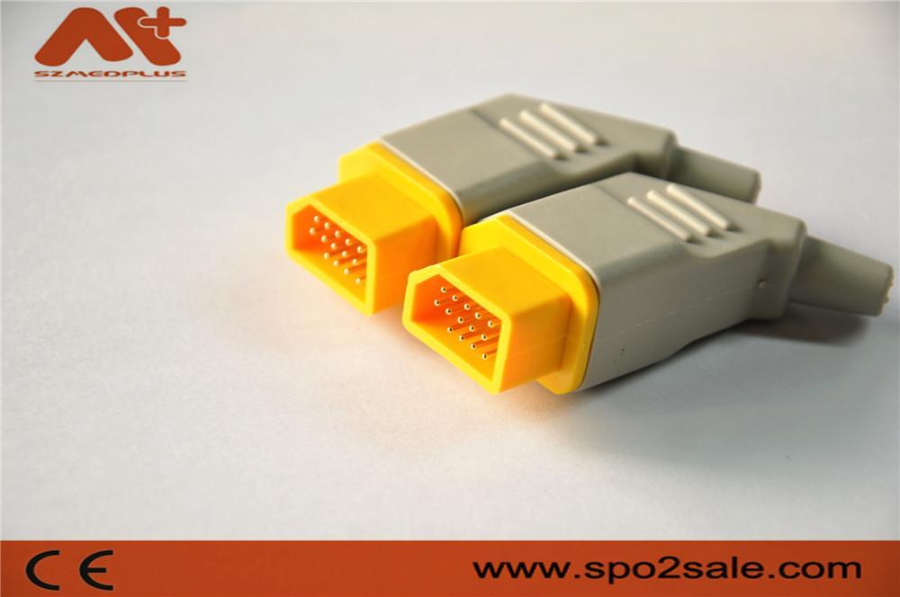 日本光电有创血压电缆连接器 5