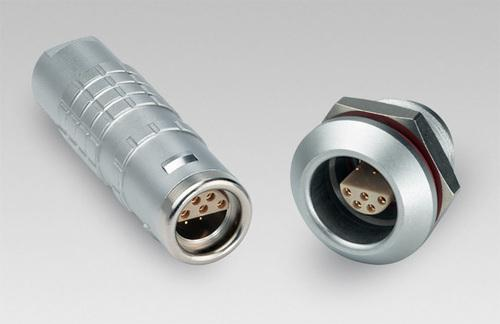 兼容FFA金属推拉自锁连接器