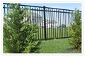 Hot selling Zinc steel fence