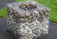 Gabion Box stone cage Ou